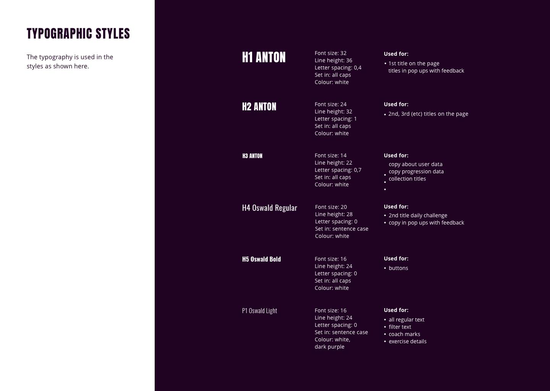 Styleguide P6 Typography@1
